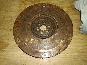 1990 Nissan Truck 4 Cyl Engine Flywheel 4x4 1991 1992 1993