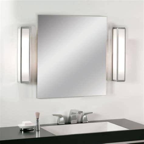art deco style bathroom wall light