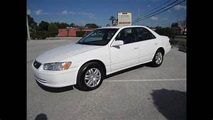 Sold 2001 Toyota Camry Le 78k Miles Mint Meticulous Motors