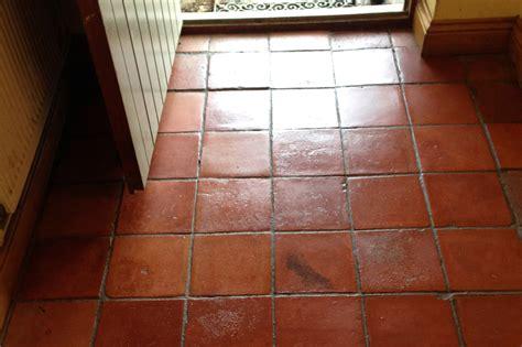 quarry tiles kitchen gallery floor restorer 1701