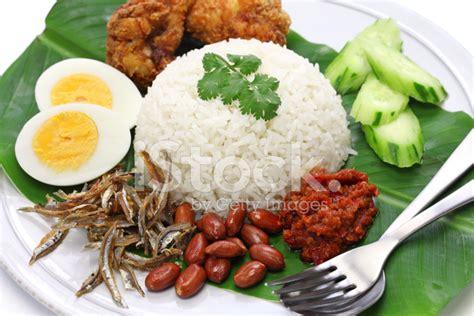 cuisine malaisienne nasi lemak riz au lait de coco la cuisine malaisienne