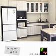 【歐雅設計】許給廚房電器一個家-電器櫃 --系統/廚具/室內空間設計/窗簾家飾/木工/淨水--@【歐雅系統傢俱 ...