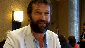 SDCC 2013 The Following - James Purefoy Part 1 - YouTube