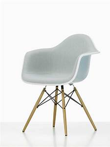 Vitra Eames Armchair : eames plastic arm chair daw chair fully upholstered vitra ~ A.2002-acura-tl-radio.info Haus und Dekorationen