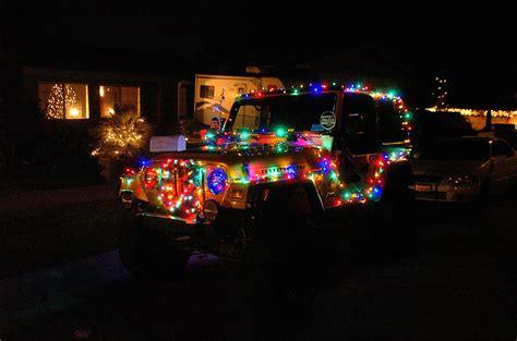 jeep christmas wreath christmas jeep jeepforum com
