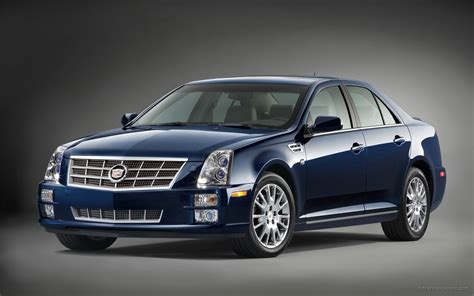 Cadillac Sts Car Wallpaper