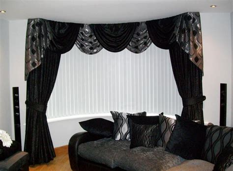 Swag Curtains For Living Room by Curtains Hereford