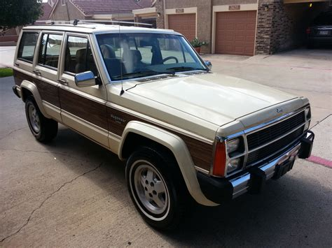 jeep wagoneer limited  wagon