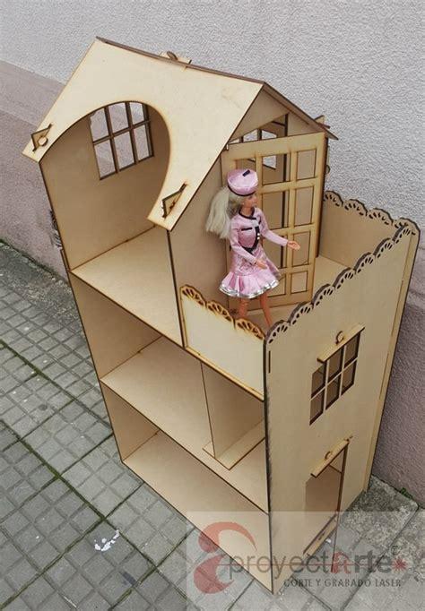 kit  muebles casita de munecas barbie proyectarte  en mercado libre