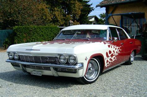 Chevrolet Impala X-69 Gallery - MHT Wheels Inc.