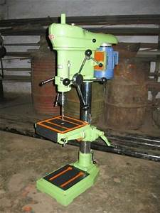 Drilling Machine  20mm  Bench Drill