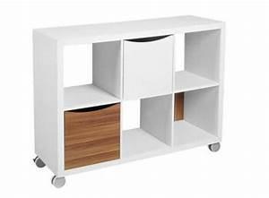 Meuble 6 Cases Ikea : meuble pas cher pour studio nos 10 meubles gain de place ~ Dailycaller-alerts.com Idées de Décoration