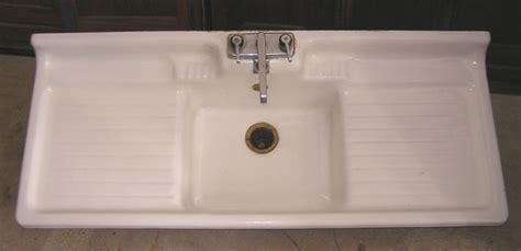 double drainboard sink craigslist vintage style kitchen drainboard sinks retro renovation