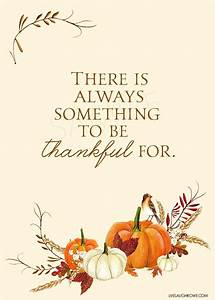 """Love this thankful printable with the quote, """"There is ..."""