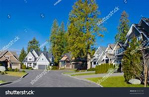 Nice And Comfortable Neighborhood. Some Homes In The ...
