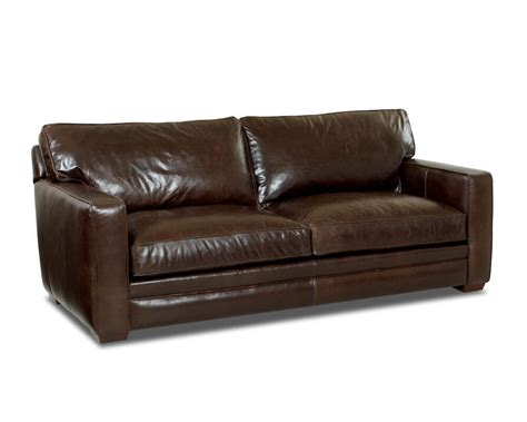 Best Quality Leather Sofas  Comfort Design Chicago Sofa