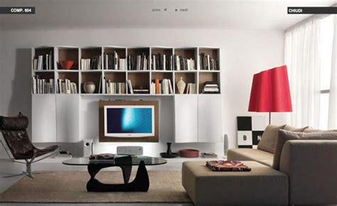 New Designs From Italian Company Tumidei by Home Interior And Exterior Design Modern Living Room