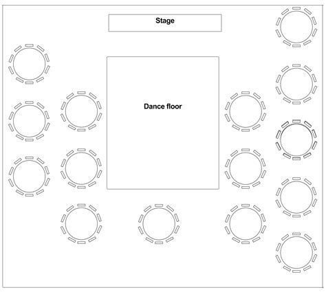 wedding reception layout top table layout wedding reception images