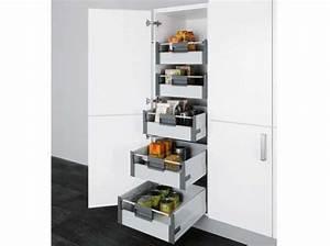 Tiroir Coulissant Cuisine : 17 meilleures id es propos de organisation de tiroir de ~ Premium-room.com Idées de Décoration