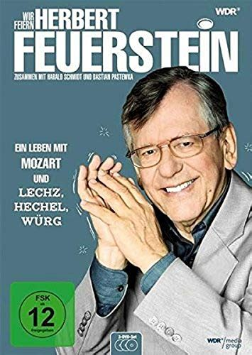 Harald schmidt (57) geliebte feinde. Wir feiern Herbert Feuerstein - Ein Leben mit Mozart und ...