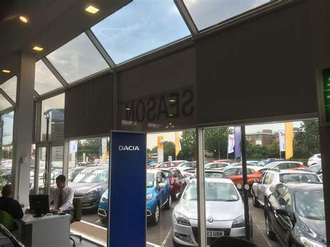 Car Dealership Blinds #Style #Interior #Essex   Commercial blinds, Car dealership, Fitted blinds