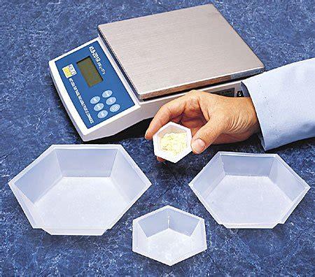 Micro Weighing Boat by Seoh Plastic Hexagonal Weigh Boats Micro Dish 100pk Buy