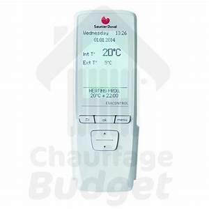 Thermostat Chaudiere Sans Fil : thermostat d 39 ambiance communicant sans fil e7r b b ~ Dailycaller-alerts.com Idées de Décoration