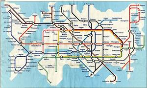 Global tube map colossal for Global tube map