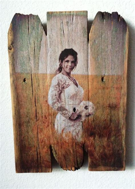 picture  wood custom portrait  reclaimed por