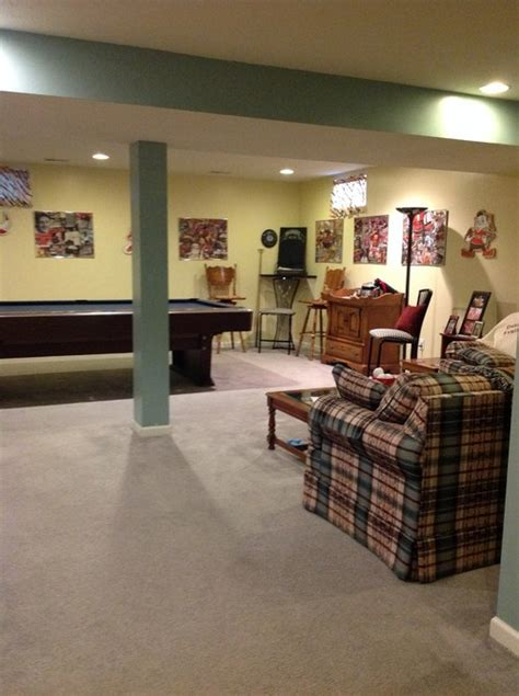 i need help choosing a paint color for our finished basement