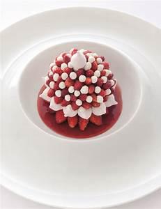 La Table à Dessert : art de la table g teau vacherin aux fraises des bois ~ Melissatoandfro.com Idées de Décoration