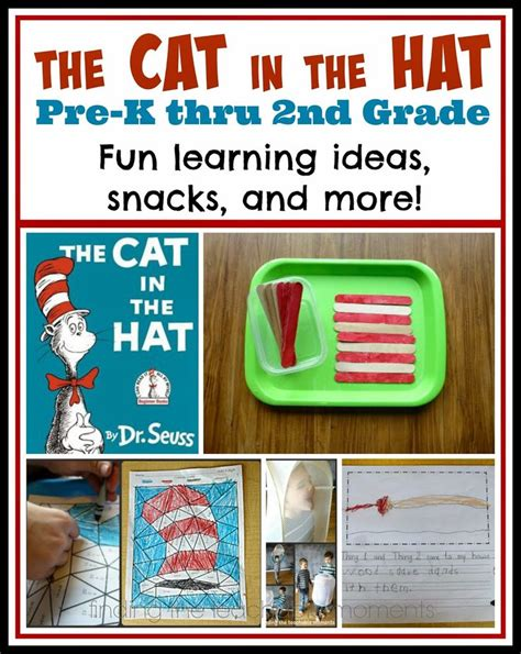 146 best dr seuss reading across america images on 871 | 1cbc75565235bfb97d68a79f9bb649c9 cat in the hat activities preschool learning activities