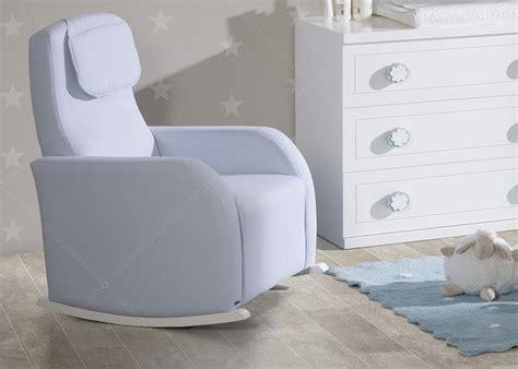 chaise à bascule allaitement cool fauteuil a bascule ou bergere simili cuir couleurs au