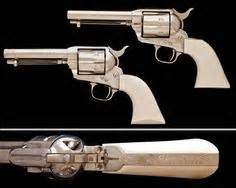 guns made for wayne by great western used by the duke in quot the shootist quot 1976 guns