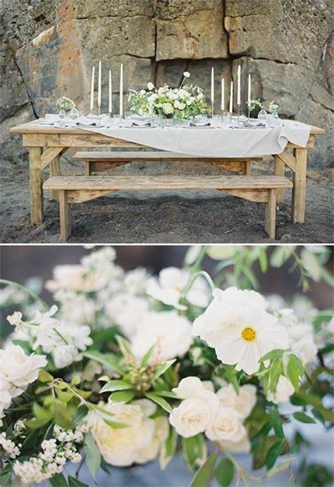Blumen Hochzeit Dekorationsideenblumen Dekoration Fuer Gartenhochzeit by Vintage Hochzeit 120 Charmante Dekoideen Archzine Net