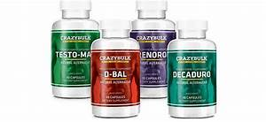 Best Legal Steroid Stacks  Crazy Muscle Gain  U0026 Fat Loss