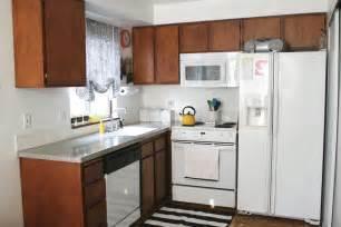 Rental Kitchen Makeover Ideas