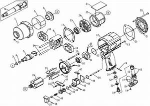 chicago pneumatic cp7749 impact wrench repair parts With mig welding diagram gun parts diagram parts list for model 196205680