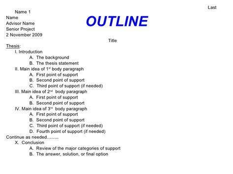 oak hills sr projects writing  research paper