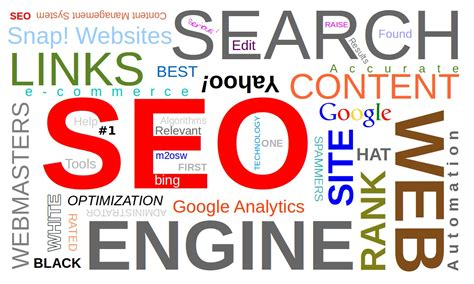 seo my website 5 tips to make your website get better search rankings