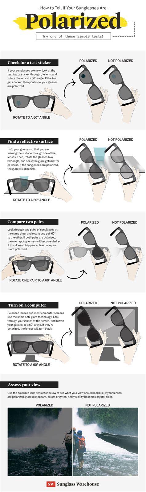 Polarized Sunglasses Test  Sunglass Warehouse