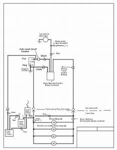 Trailer Wiring Connection Diagram