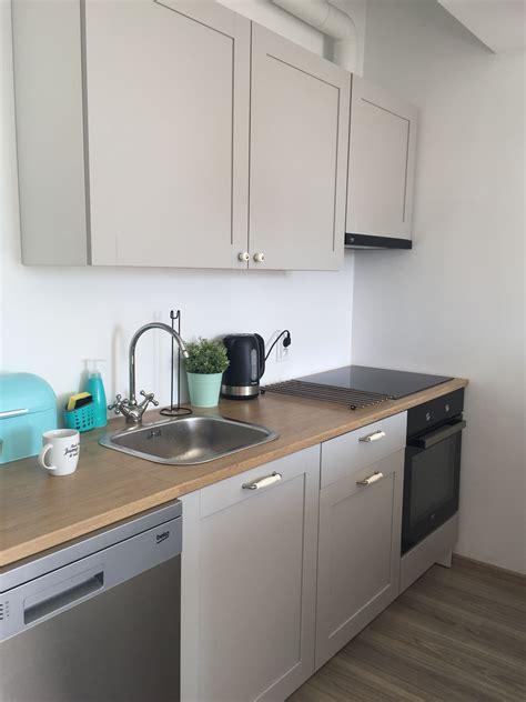ikea küche knoxhult knoxhult ikea grey kitchen house renovation