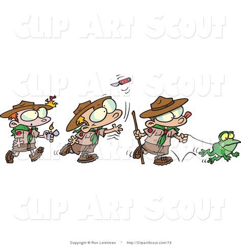 clipart scout cub scouts