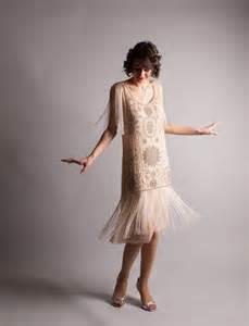 Vintage 20s Flapper Dress