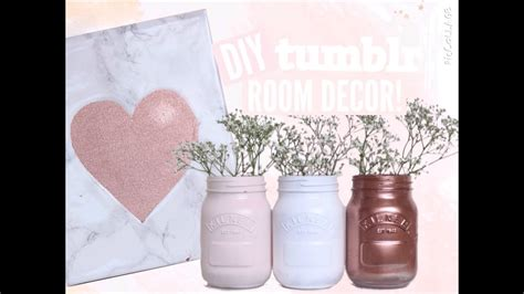 DIY Tumblr Room Decor 2016 Spring & Copper Floral