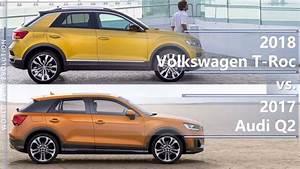 T Roc Dimensions : 2018 volkswagen t roc vs 2017 audi q2 technical comparison download ~ Medecine-chirurgie-esthetiques.com Avis de Voitures