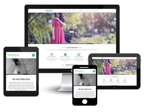 Premium Themes Weblizar Premium Theme Responsive Theme