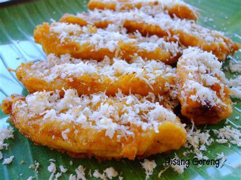 Nih ada resep nasi goreng thailand. Tradisional Masakan & Jajanan: resep pisang goreng wijen khas thailand atou kluey khek