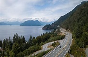 The Sea to Sky Highway - Evergreen Adventures